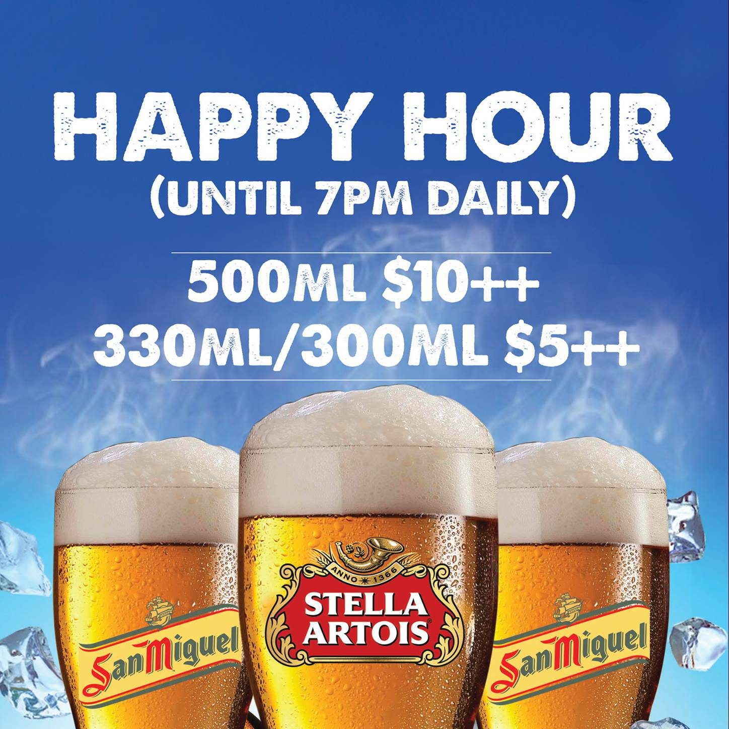 Chicken Up SG Happy Hour until 7pm Daily - Why Not Deals & Promotions