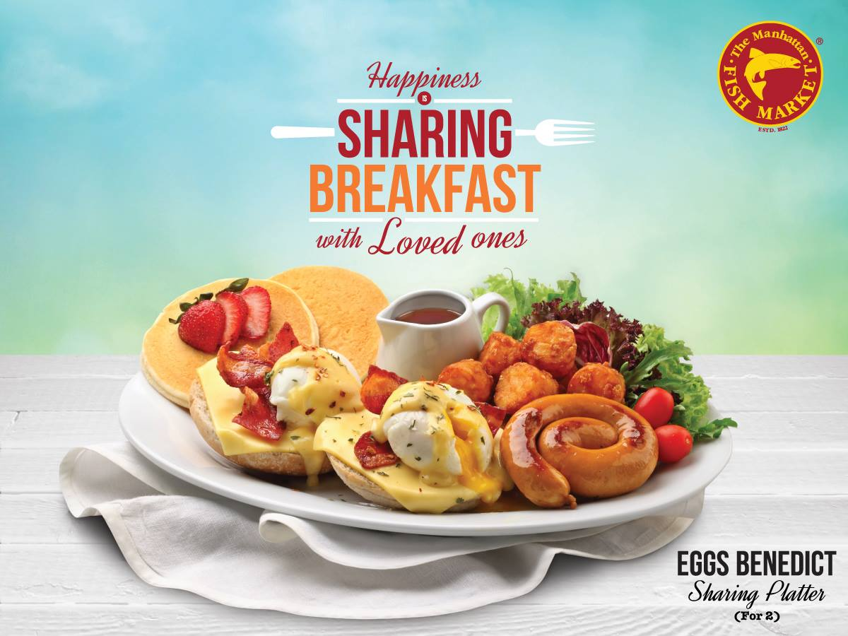 The Manhattan Fish Market SG $5 Off Breakfast Sharing Platters - Why Not Deals 2 & Promotions