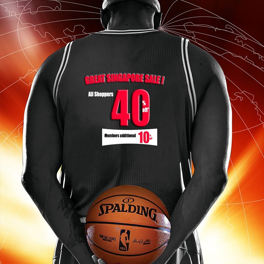 World of Sports SG GSS Up to 40% Off - Why Not Deals & Promotions