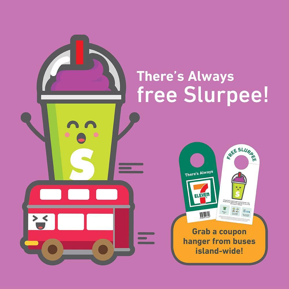 7-Eleven FREE Large Slurpee Singapore Promotion end 27 Jul 2016   Why Not Deals & Promotions