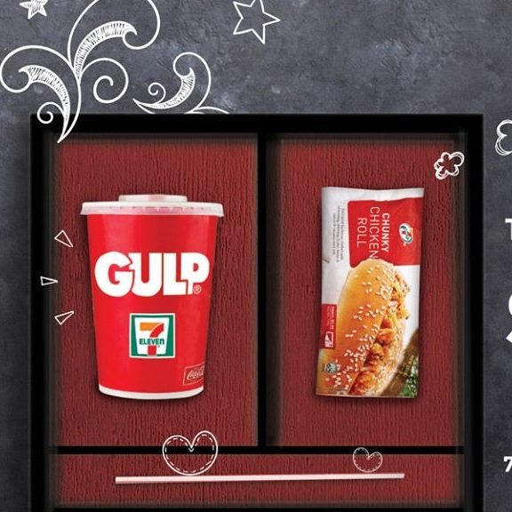 7-Eleven Gulp & Chunky Chicken Roll Singapore Promotion ends 9 Aug 2016   Why Not Deals 1 & Promotions