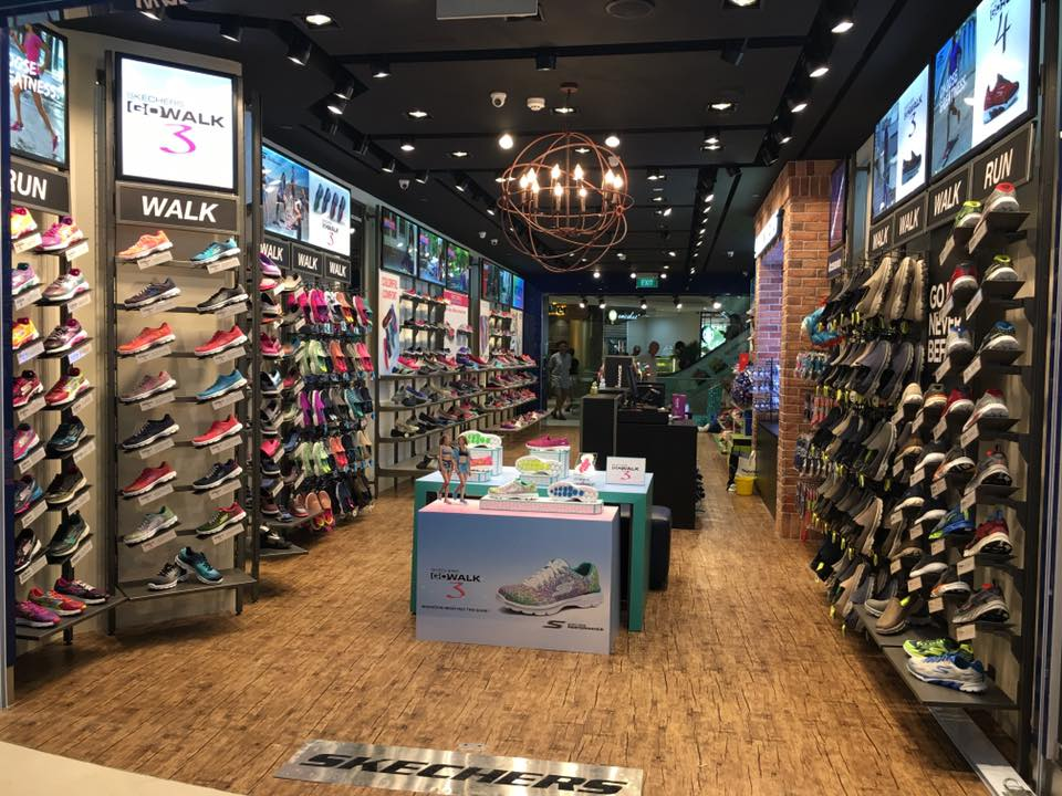 SKECHERS Singapore Compass One Opening Exclusive Sports Water Bottle with Purchase | Why Not Deals 4 & Promotions