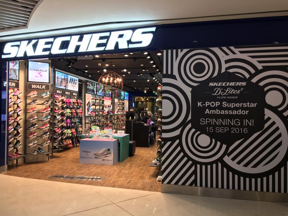 SKECHERS Singapore Compass One Opening Exclusive Sports Water Bottle with Purchase | Why Not Deals & Promotions