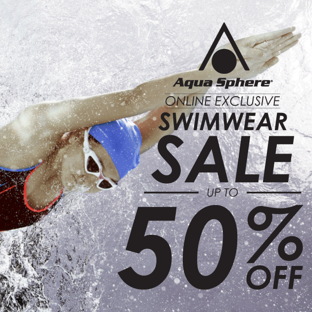 Key Power International Singapore 50% Off Aqua Sphere Swimwear Limited Time Promotion | Why Not Deals & Promotions