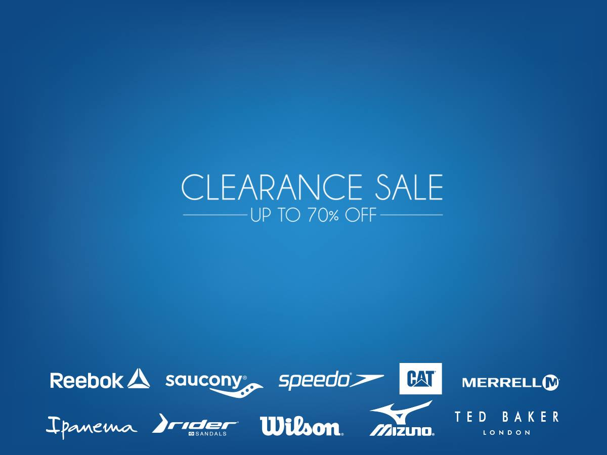 Royal Sporting House Singapore Clearance Sale Up to 70% Off Promotion Starts 23 Feb 2017 | Why Not Deals & Promotions