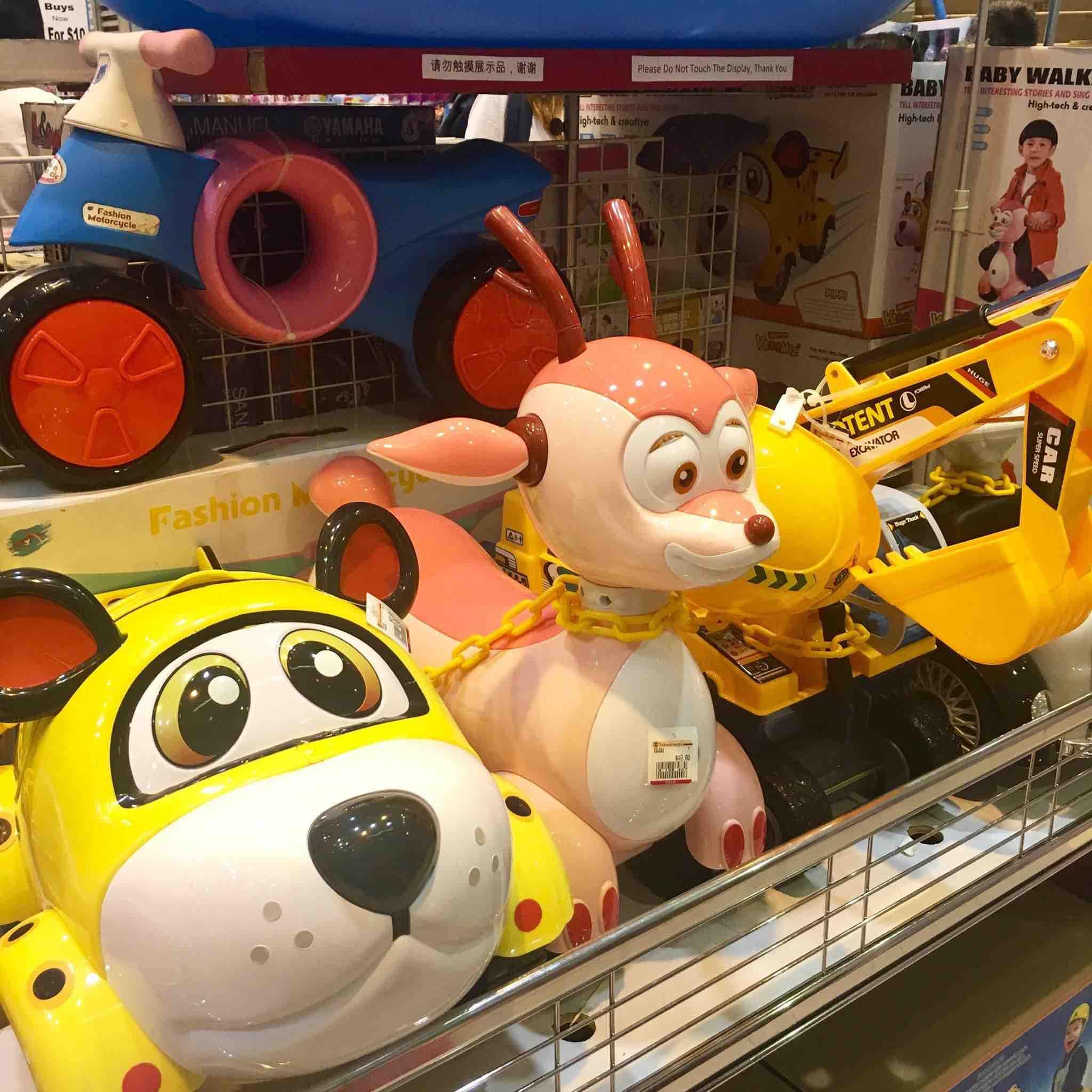 Takashimaya Singapore 21st Craziest Toys Sale Promotion 28 Jul - 6 Aug 2017   Why Not Deals 10 & Promotions