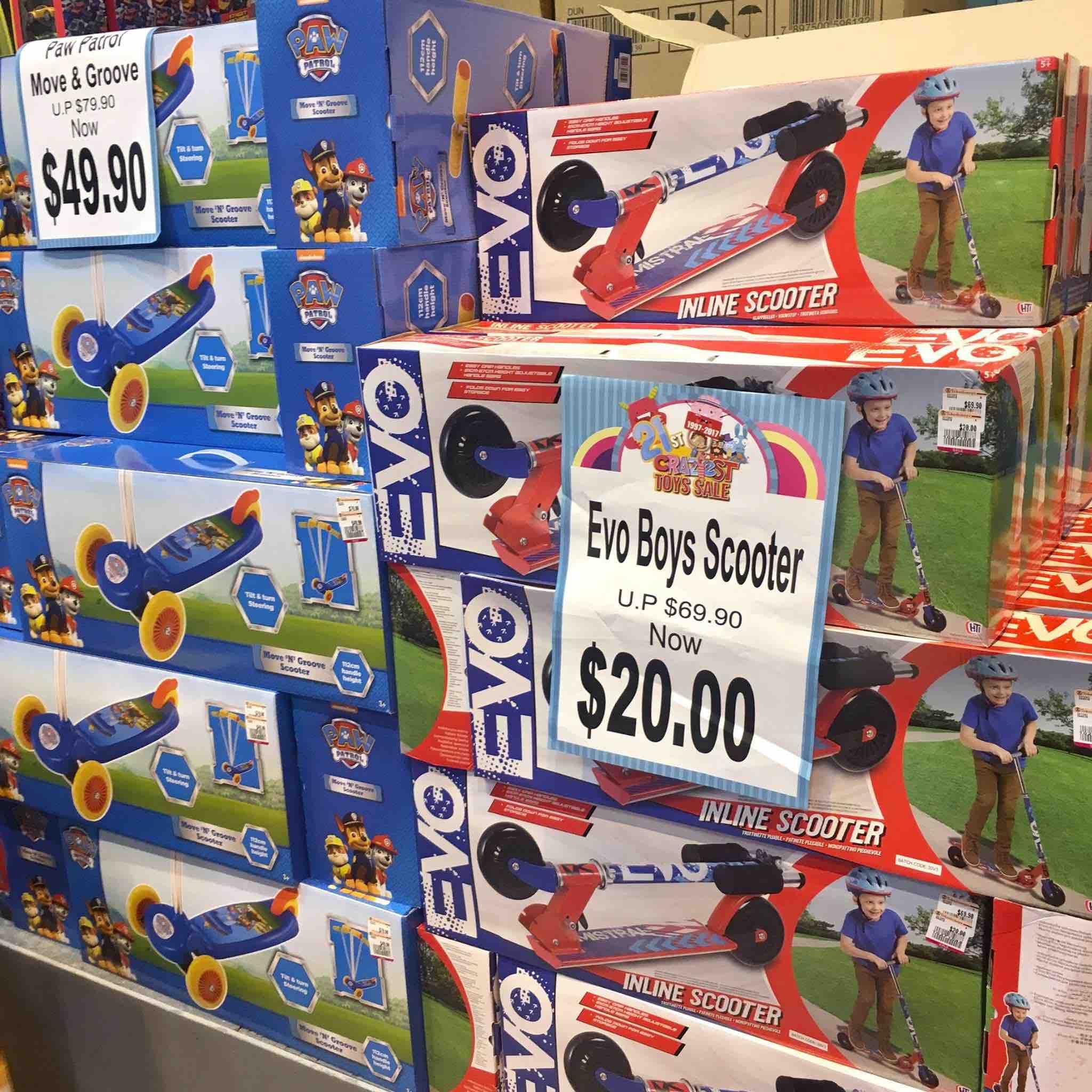 Takashimaya Singapore 21st Craziest Toys Sale Promotion 28 Jul - 6 Aug 2017   Why Not Deals 13 & Promotions