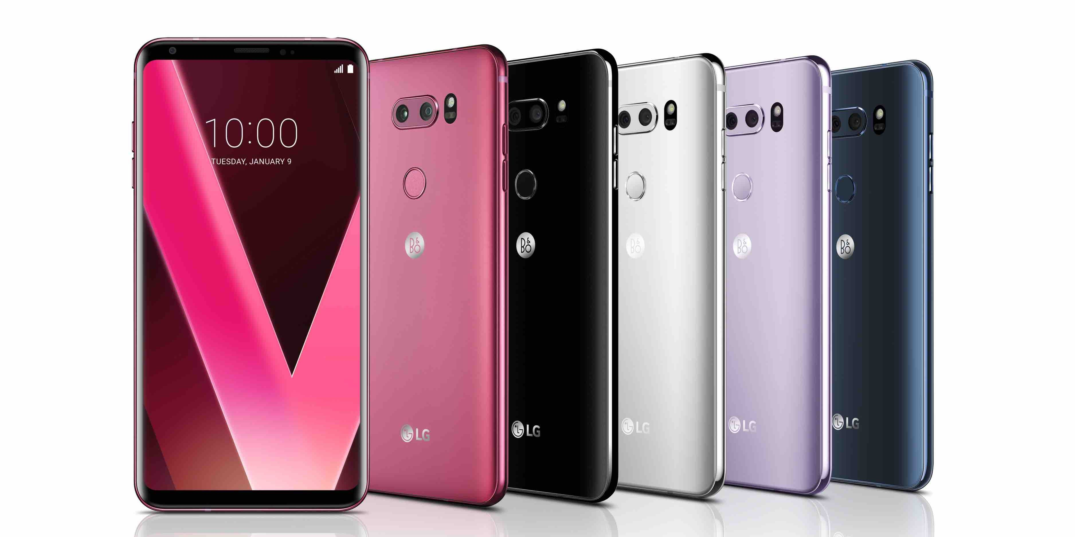 LG Singapore Introducing a new Raspberry Rose colour LG V30+ Flagship Smartphone | Why Not Deals 16 & Promotions