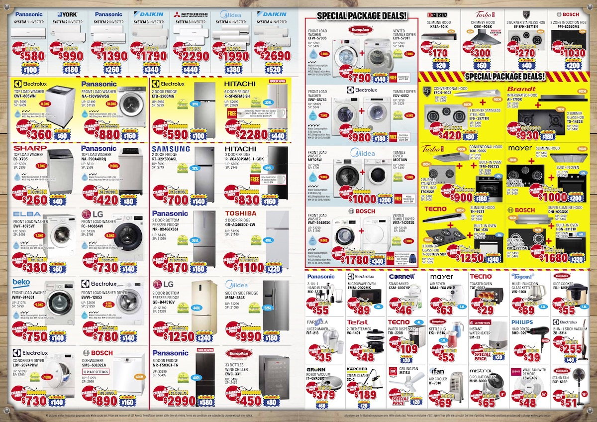 Audio House Singapore Warehouse Sale Up to 90% Off Promotion 11-26 May 2019 | Why Not Deals 1 & Promotions