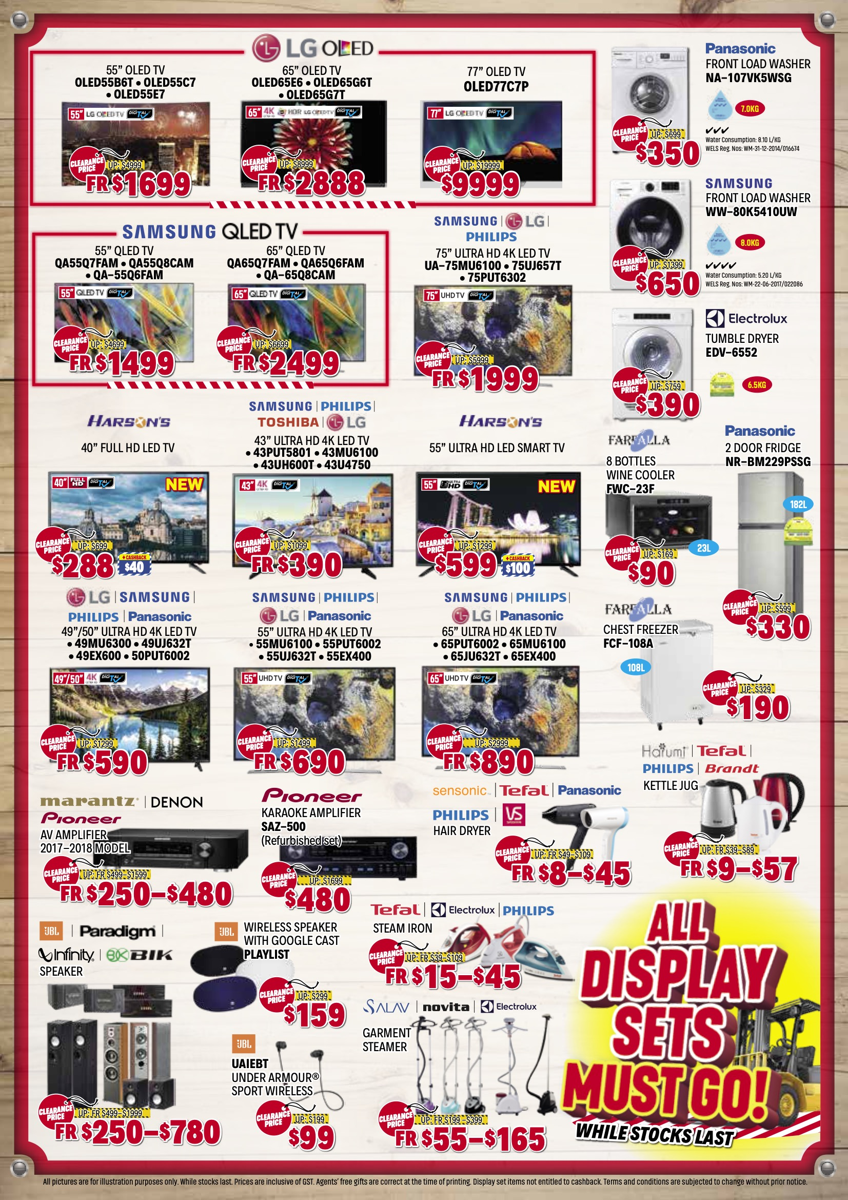 Audio House Singapore Warehouse Sale Up to 90% Off Promotion 11-26 May 2019 | Why Not Deals 2 & Promotions