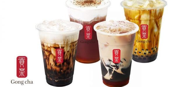 Gong Cha Singapore 1-For-1 Brown Sugar Earl Grey Milk Tea with Coffee Jelly (Medium) GSS Promotion 15-21 Jul 2019   Why Not Deals & Promotions