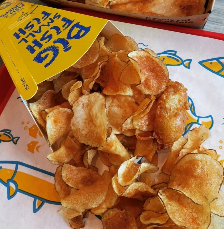 Big Fish Small Fish Singapore 1-for-1 Fish & Crisps Promotion ends 30 Sep 2019 | Why Not Deals 3 & Promotions