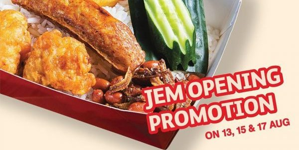 Lee Wee & Brothers Singapore JEM Outlet Opening Promotion 13, 15 & 17 Aug 2019 | Why Not Deals 1 & Promotions