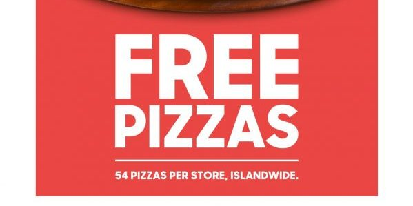 Pizza Hut Singapore Celebrates National Day with FREE Pizzas Promotion 13 Aug 2019 | Why Not Deals 1 & Promotions