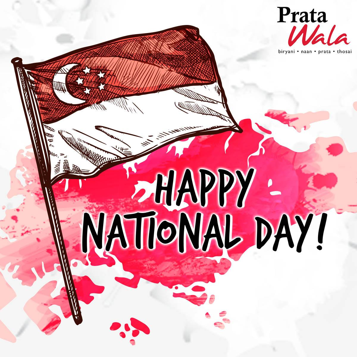 Prata Wala Singapore National Day $5.40 Side Dish Promotion ends 31 Aug 2019 | Why Not Deals & Promotions