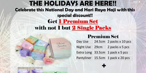 Steff - Lafre Singapore National Day Promotion 7-13 Aug 2019   Why Not Deals 1 & Promotions