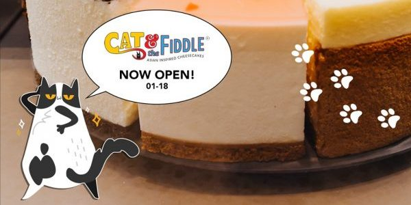 Cat & the Fiddle Singapore Westgate Outlet Opening 30% Off & 1-for-1 Promotion ends 15 Sep 2019 | Why Not Deals 1 & Promotions
