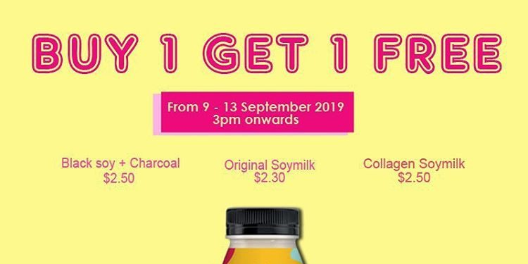 Jollibean Singapore Buy 1 Get 1 FREE Monthly Promotion ends 13 Sep 2019   Why Not Deals 1 & Promotions