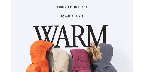 LIV ACTIV Singapore Donate Jackets or Coats & Receive 30% Gift Voucher 6 Sep - 6 Oct 2019 | Why Not Deals 1 & Promotions