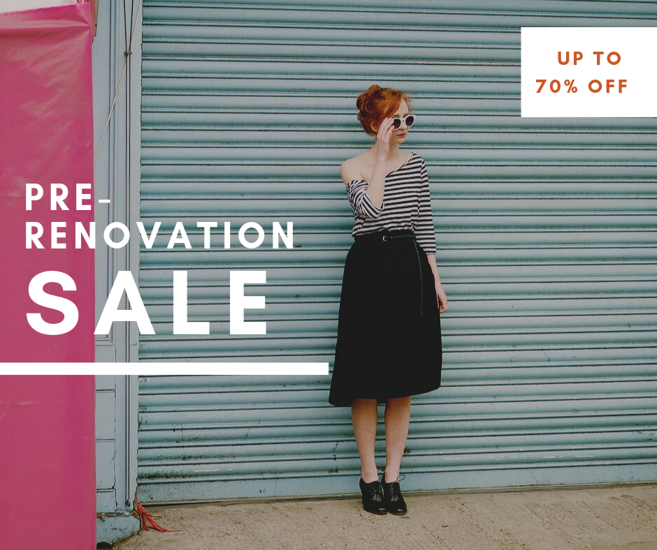 Better Vision Singapore Pre Renovation Sale Up to 70% Off Promotion ends 15 Oct 2019 | Why Not Deals & Promotions
