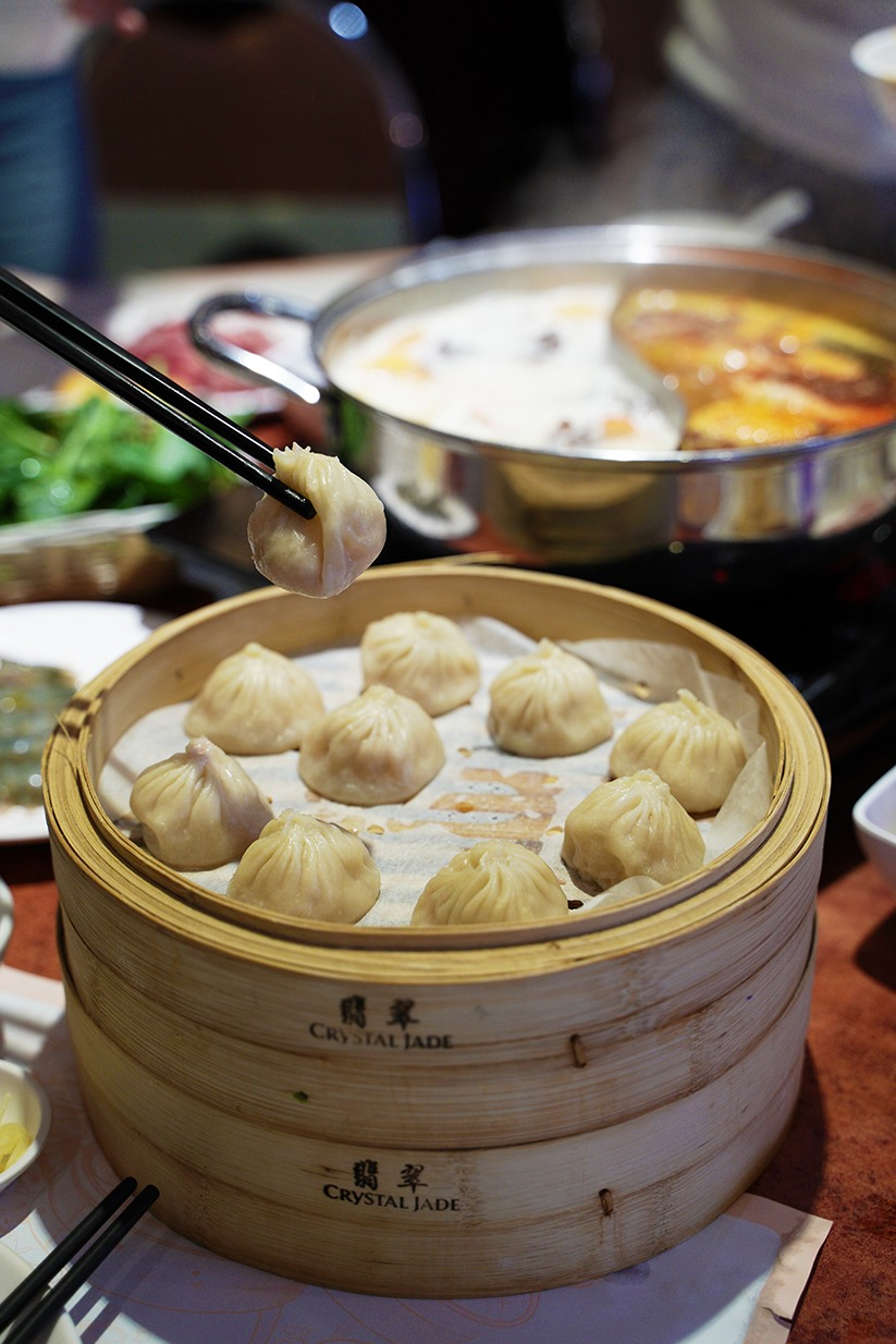 Crystal Jade Singapore Unlimited Xiao Long Bao & Steamboat Buffet for 20% Off | Why Not Deals 1 & Promotions