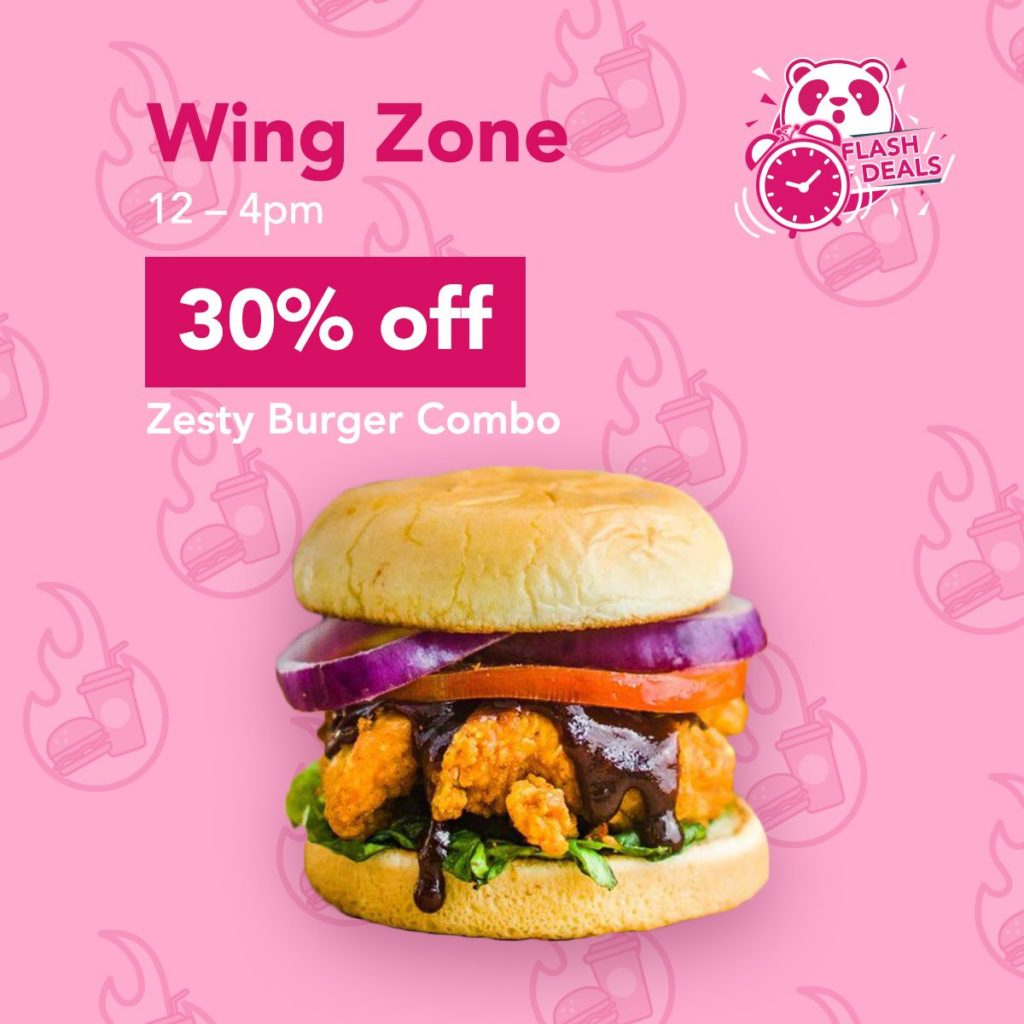 foodpanda Singapore Flash Sale Mondays Up to 50% Off Promotion 14 Oct 2019 | Why Not Deals 1