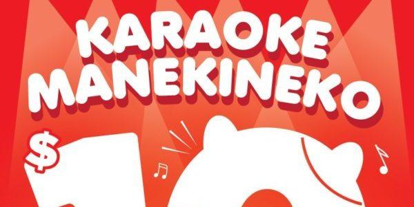 Karaoke Manekineko Singapore $10 Nett Per Pax ALL DAY on Weekdays Promotion is back | Why Not Deals 1 & Promotions