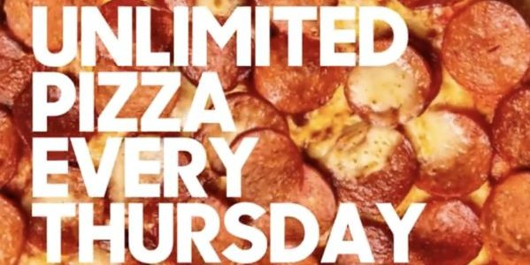 Pizza Hut Singapore Unlimited Pizza Every Thursday 3-10pm Promotion on 10 Oct 2019 | Why Not Deals 1 & Promotions