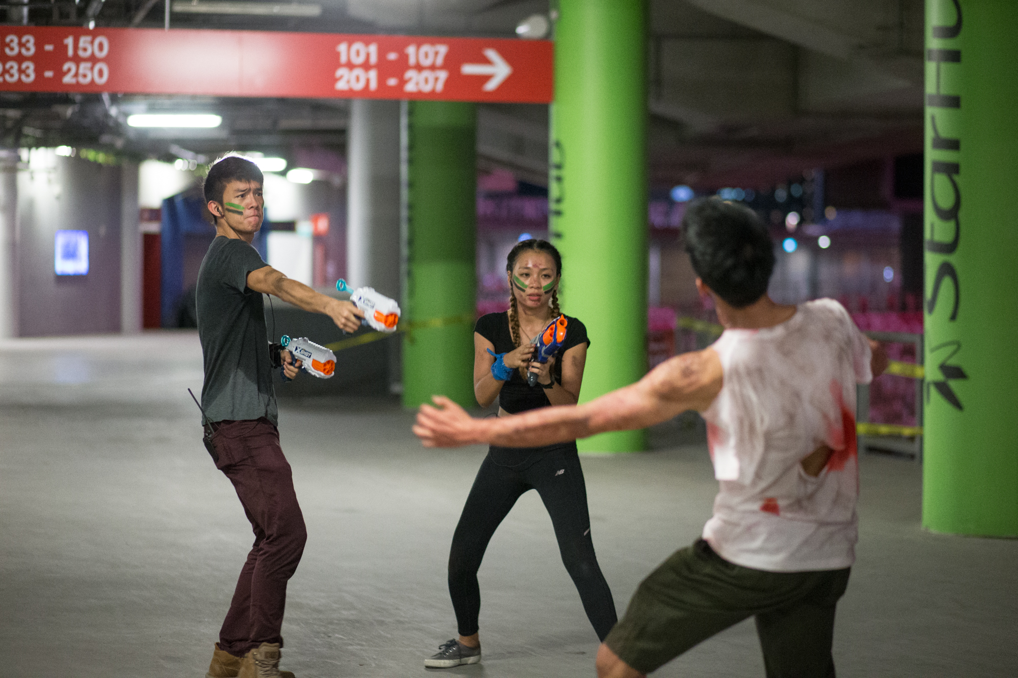 Purchase a ticket to Zedtown Asia: Battle for Singapore & Receive a Complimentary NERF Blaster | Why Not Deals 2 & Promotions