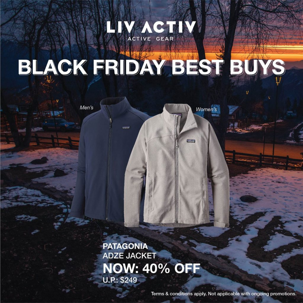 LIV ACTIV Singapore Black Friday Sale Up to 50% Off Promotion ends 5 Dec 2019 | Why Not Deals 9