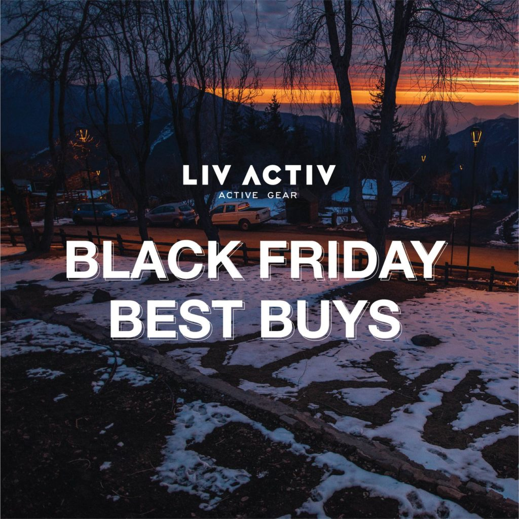 LIV ACTIV Singapore Black Friday Sale Up to 50% Off Promotion ends 5 Dec 2019 | Why Not Deals