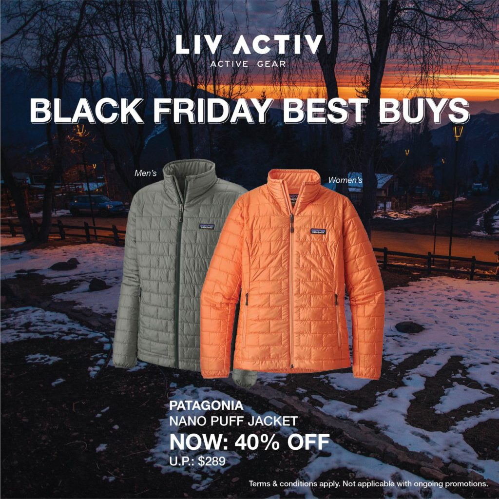LIV ACTIV Singapore Black Friday Sale Up to 50% Off Promotion ends 5 Dec 2019 | Why Not Deals 8