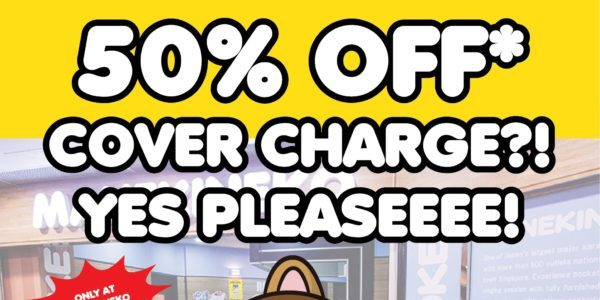 Manekineko Singapore Enjoy 50% Off Cover Charge at Manekineko Lucky Chinatown outlet Promotion ends 30 Nov 2019   Why Not Deals 1 & Promotions