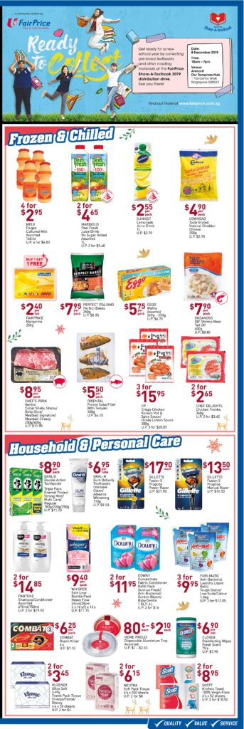 NTUC FairPrice Singapore Your Weekly Saver Promotions 28 Nov - 4 Dec 2019 | Why Not Deals 2