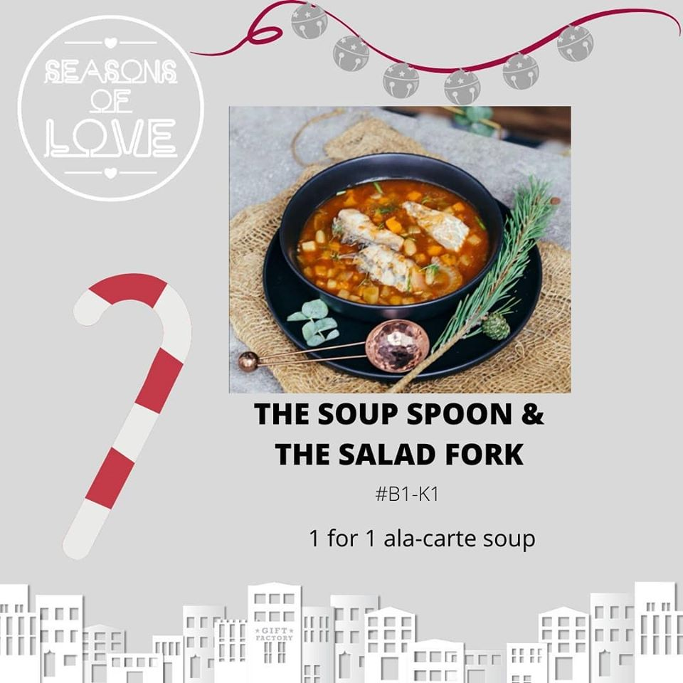 Clarke Quay Central SG Seasons of Love 1-for-1 Promotions | Why Not Deals 2 & Promotions