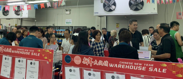 Up to 70% Off at Far Ocean Seafood CNY Warehouse Sale! | Why Not Deals 5 & Promotions