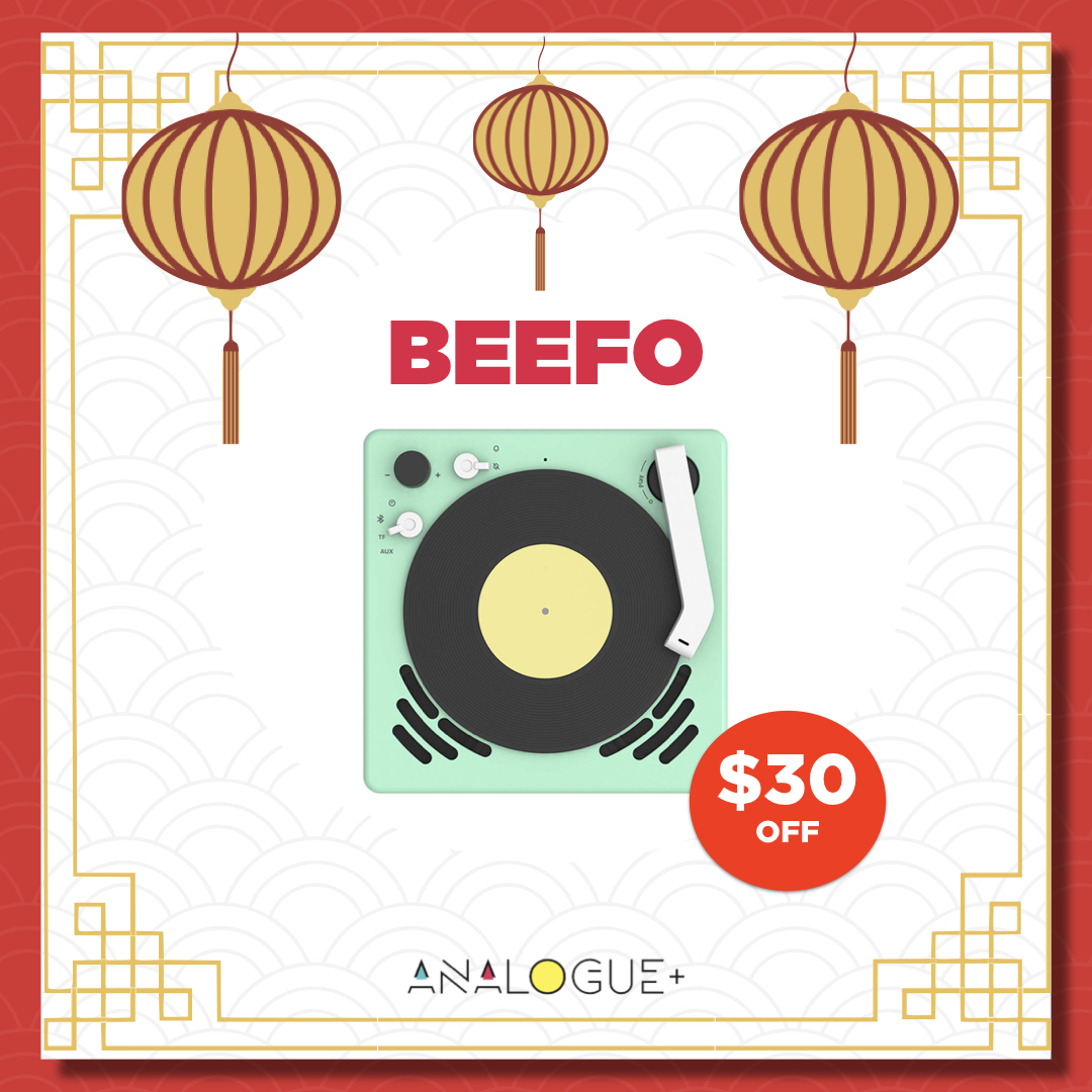 Analogue+ Lunar New Year Sale | Why Not Deals & Promotions
