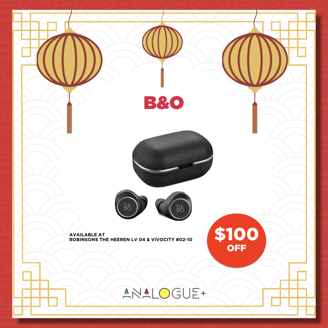 Analogue+ Lunar New Year Sale | Why Not Deals 4 & Promotions