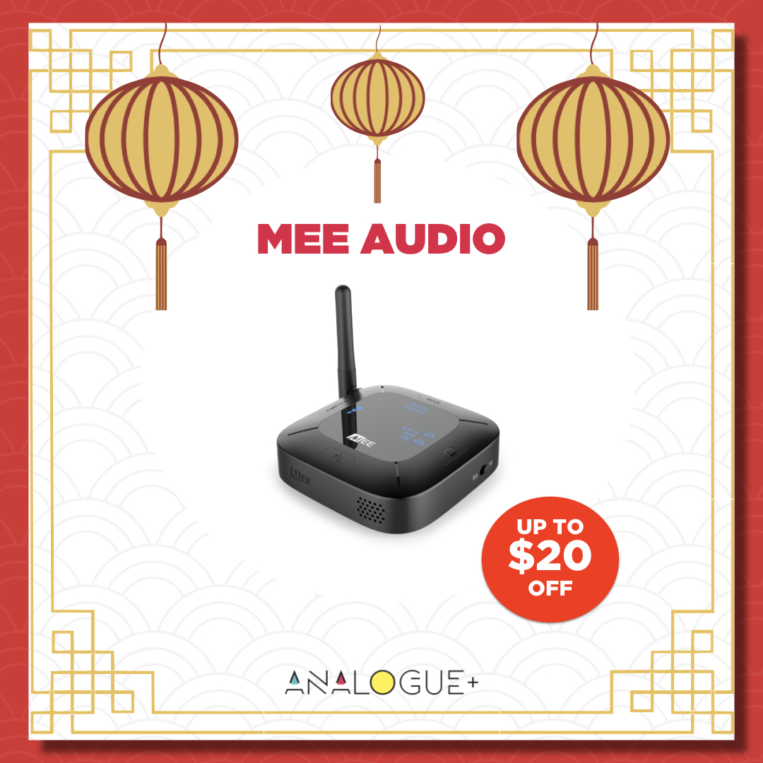 Analogue+ Lunar New Year Sale | Why Not Deals 5 & Promotions