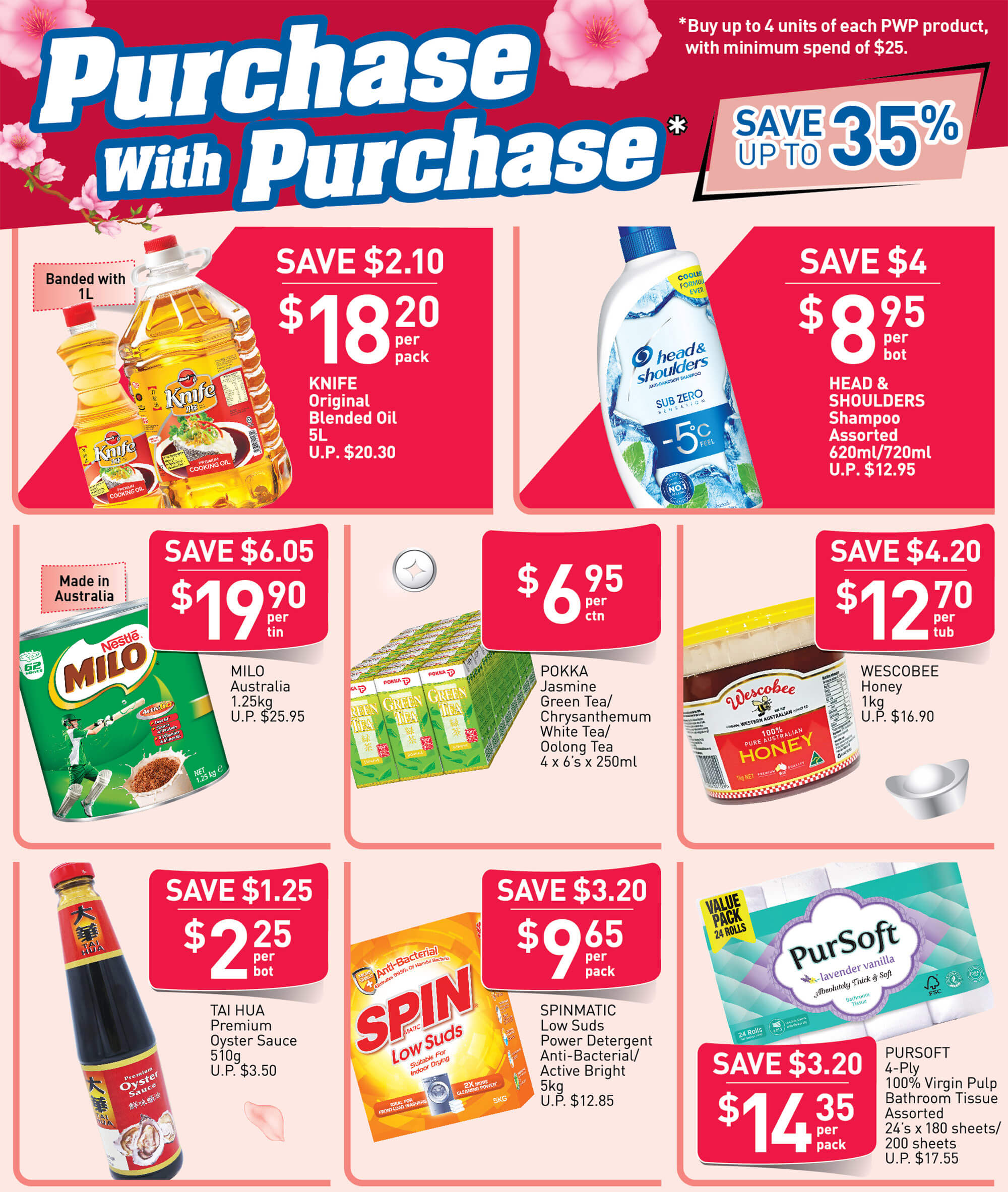 NTUC FairPrice SG Your Weekly Saver Promotions 9-15 Jan 2020 | Why Not Deals 10 & Promotions