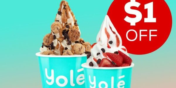 Yolé SG $1 Off Students Promotion 6-31 Jan 2020 | Why Not Deals 1 & Promotions