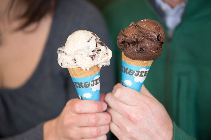 Ben & Jerry's Valentine's 1-for-1 Scoop Special | Why Not Deals & Promotions