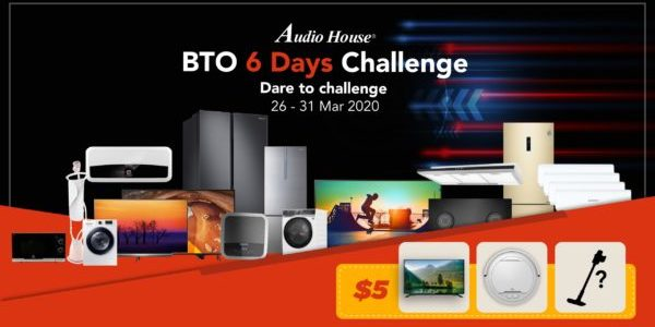 [BTO 6-Day Challenge] Lowest Prices Ever + Exclusive PWP Deals for Only $5! | Why Not Deals 10 & Promotions