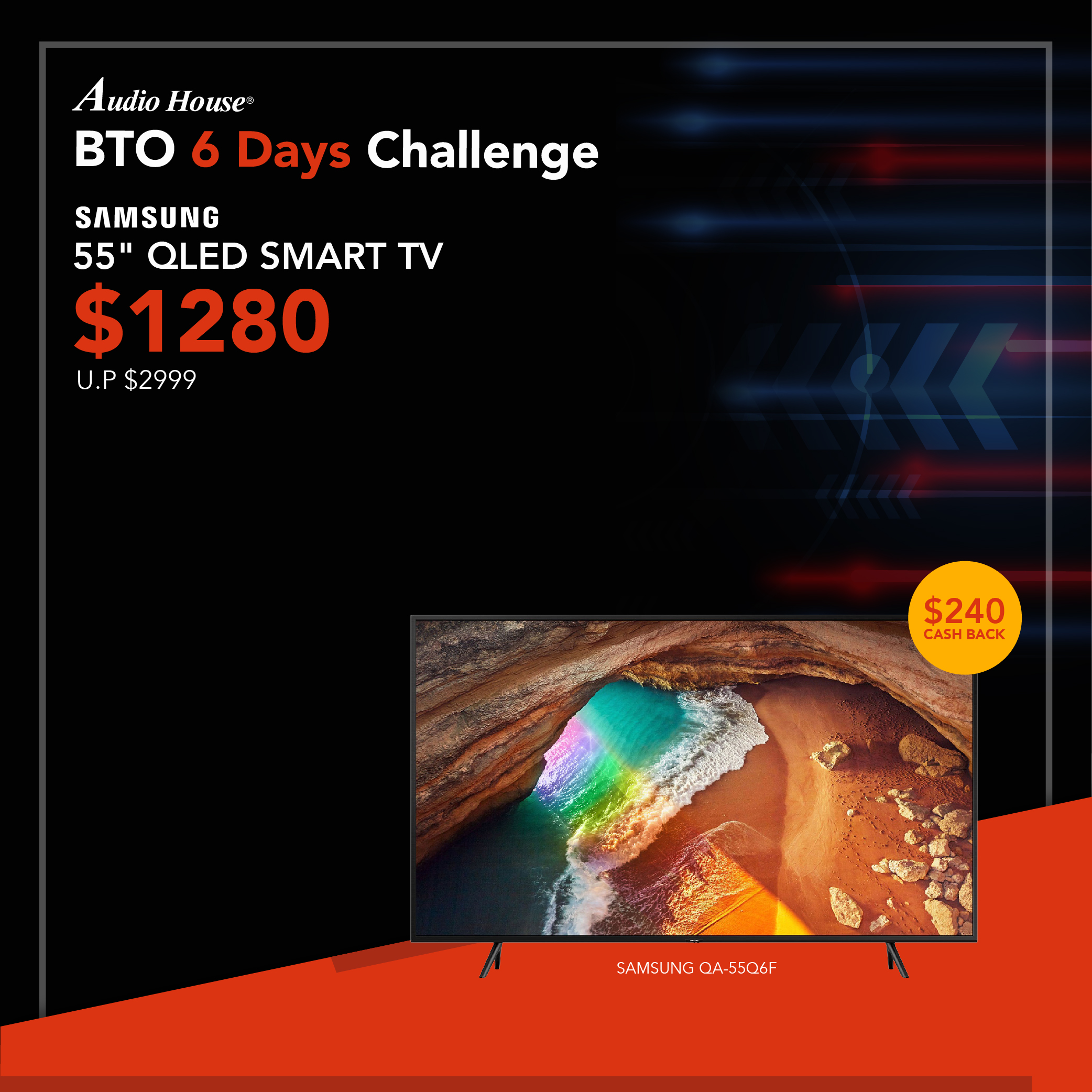 [BTO 6-Day Challenge] Lowest Prices Ever + Exclusive PWP Deals for Only $5! | Why Not Deals & Promotions