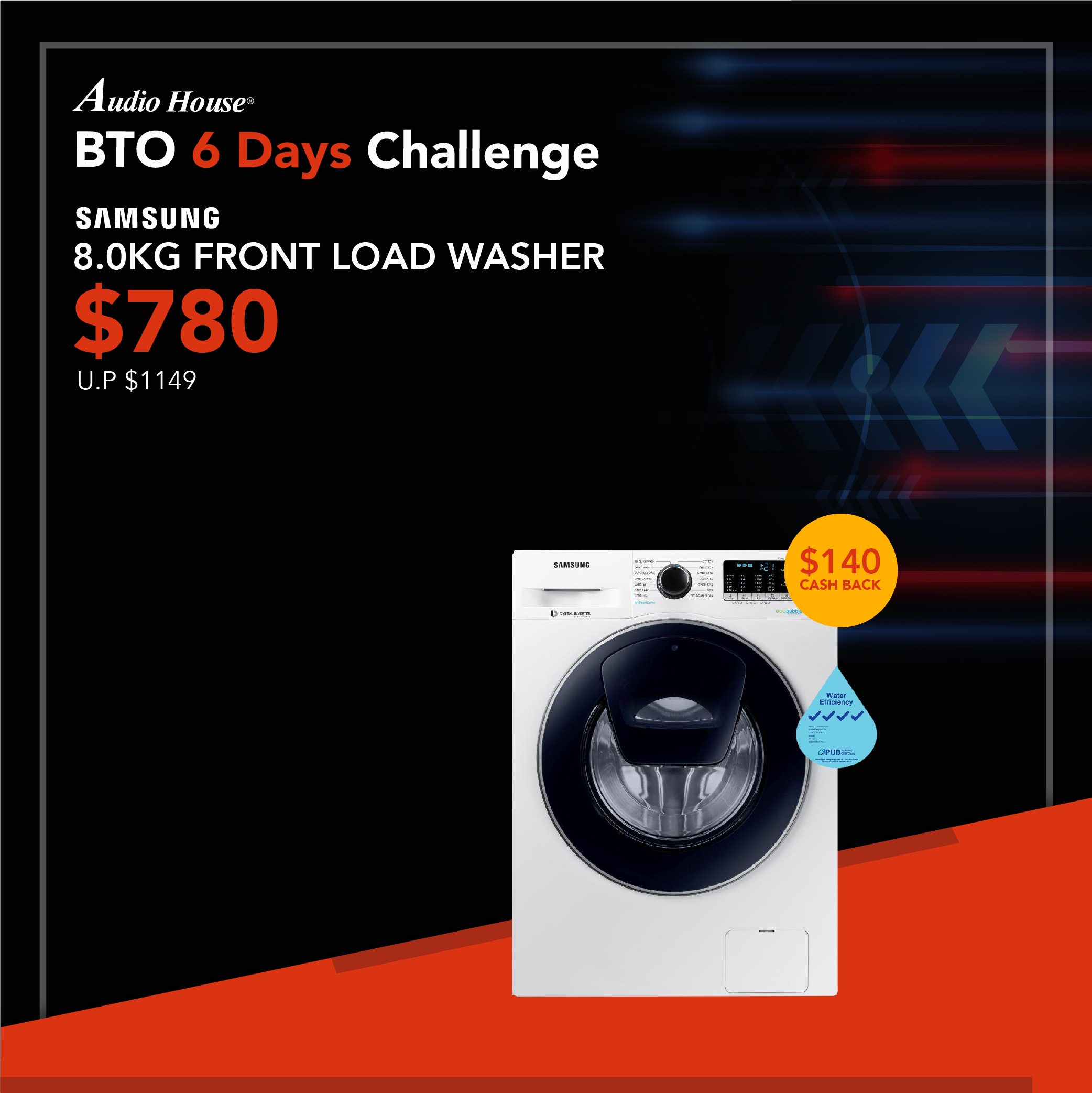 [BTO 6-Day Challenge] Lowest Prices Ever + Exclusive PWP Deals for Only $5! | Why Not Deals 7 & Promotions