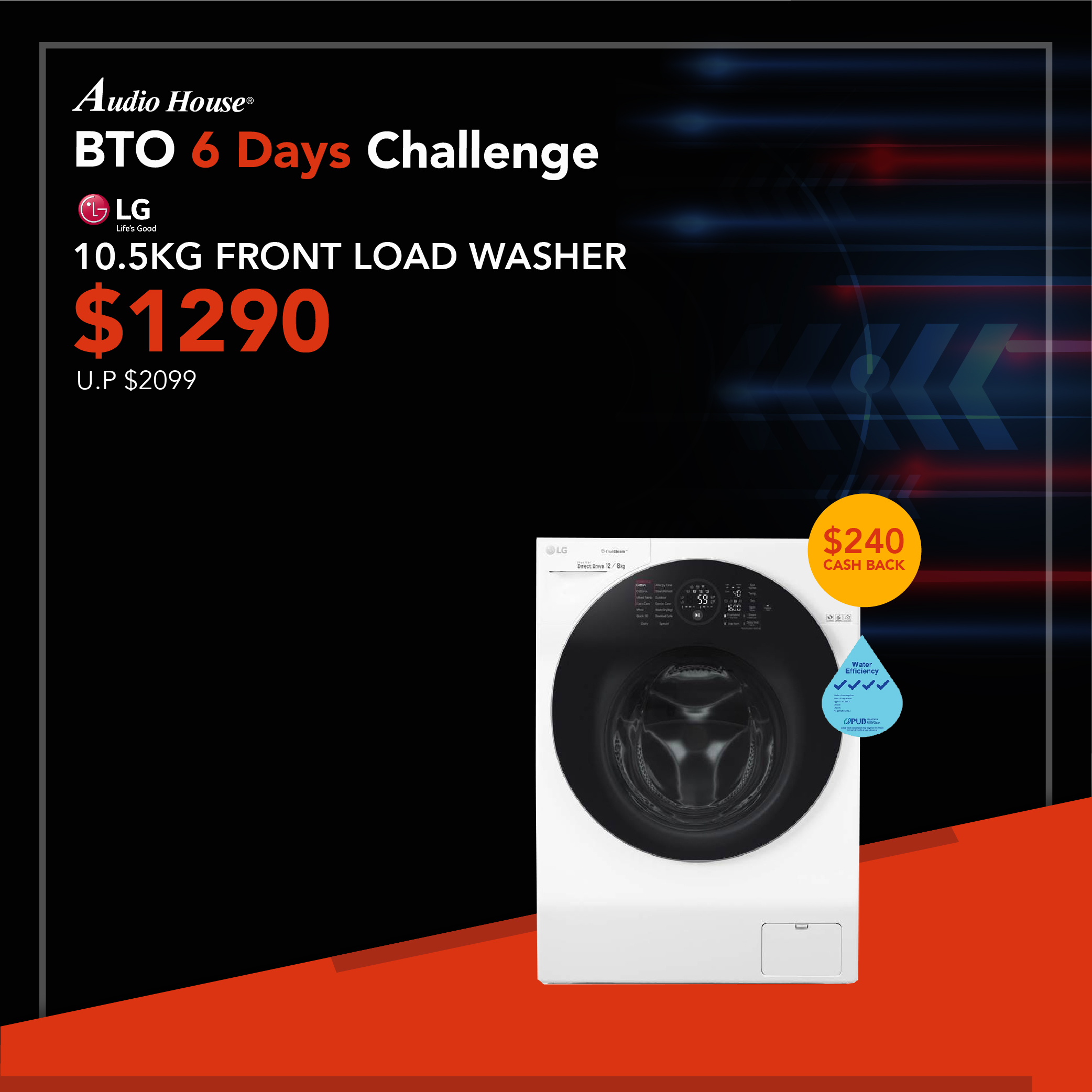 [BTO 6-Day Challenge] Lowest Prices Ever + Exclusive PWP Deals for Only $5! | Why Not Deals 8 & Promotions