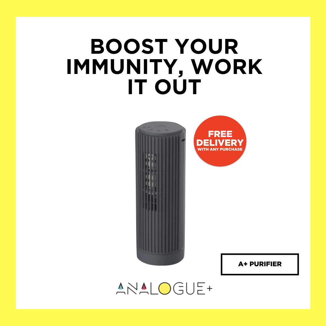 Boost Your Immunity With Analogue+ & Enjoy Free Local Delivery | Why Not Deals 1 & Promotions