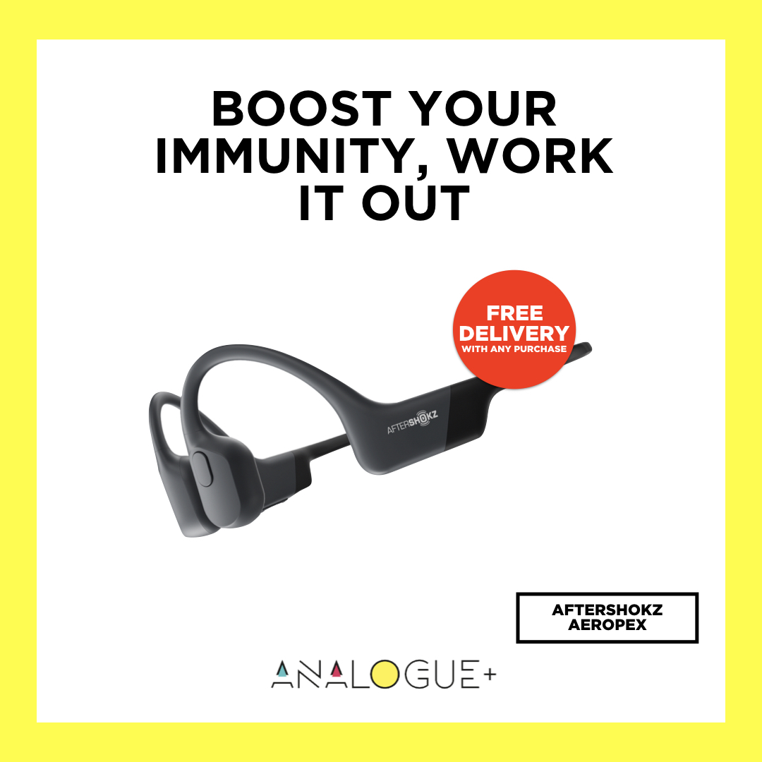 Boost Your Immunity With Analogue+ & Enjoy Free Local Delivery | Why Not Deals & Promotions