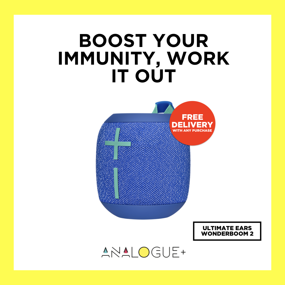 Boost Your Immunity With Analogue+ & Enjoy Free Local Delivery | Why Not Deals 4 & Promotions