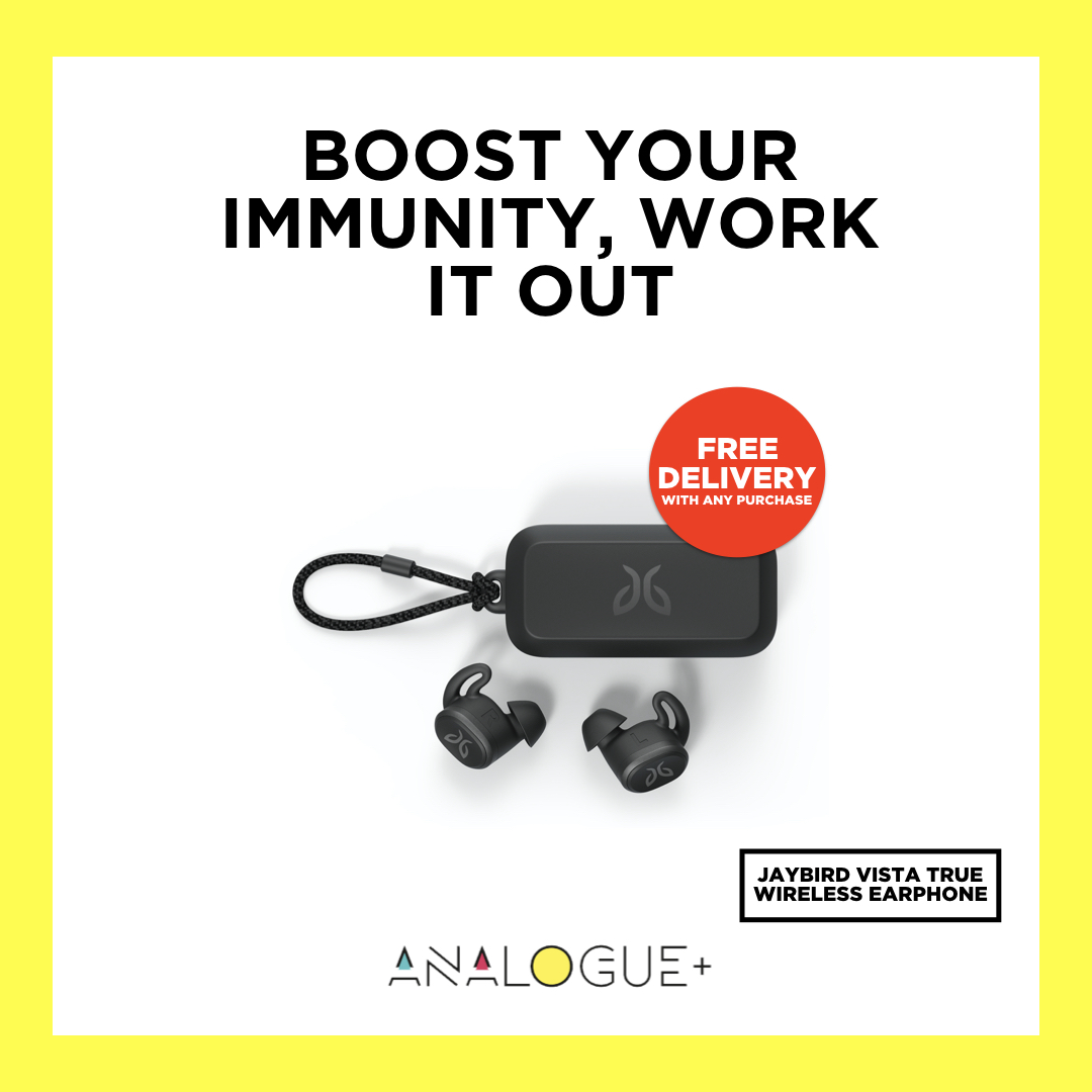 Boost Your Immunity With Analogue+ & Enjoy Free Local Delivery | Why Not Deals 3 & Promotions